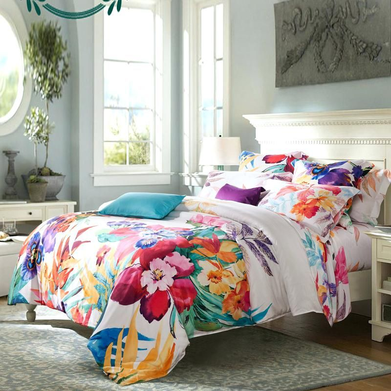 S King Size Bedding Tropical Comforters Sets
