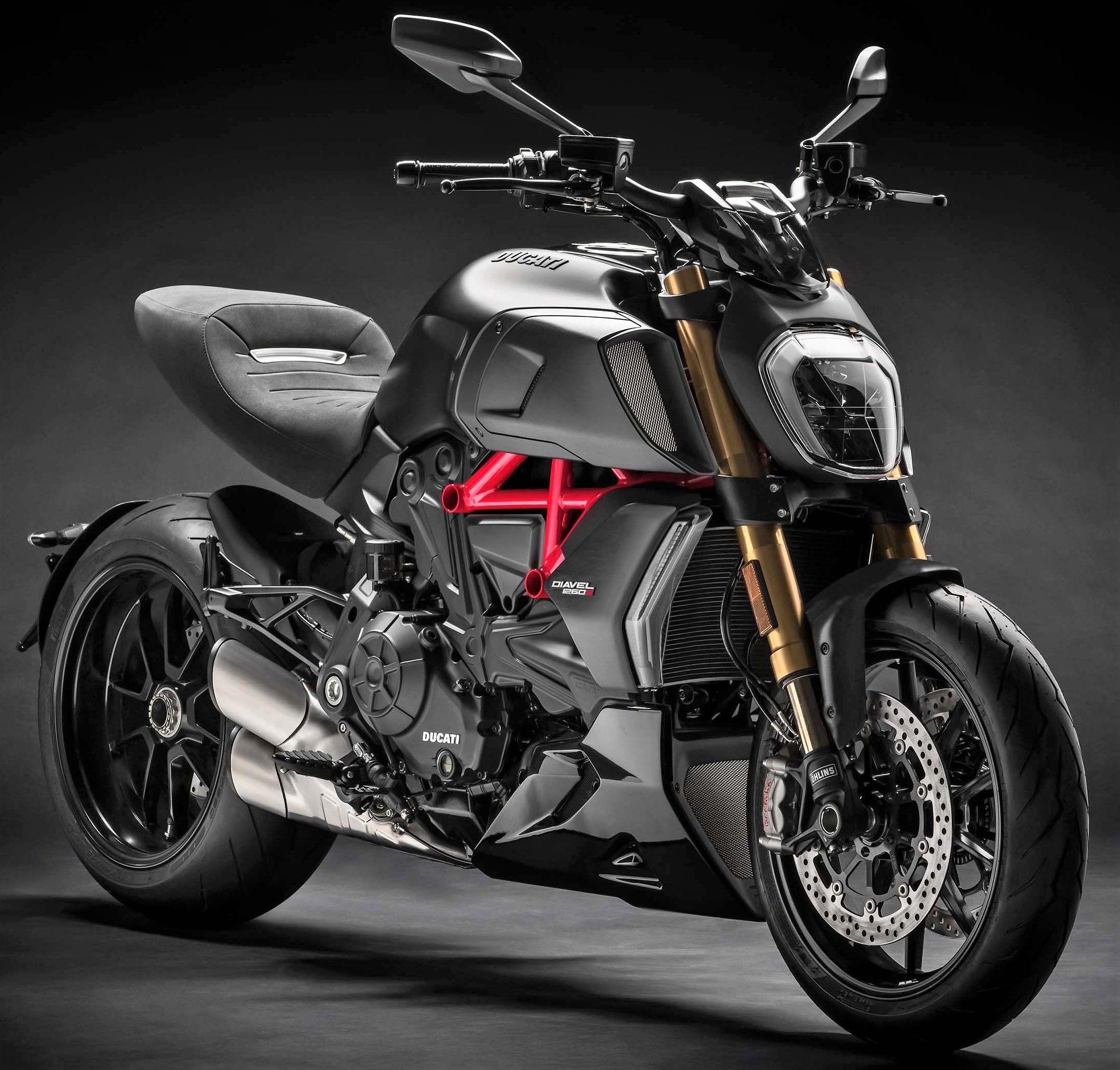 EICMA 2018: Ducati Diavel 1260 Cruiser | Ducati diavel, New