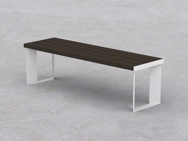 WALL MOUNTED STEEL BENCH MOKO WALL MOKO COLLECTION BY CITYSI | DESIGN  GIBILLERO DESIGN | Artistic Bench / Outdoor Furniture | Pinterest |  Products, ...