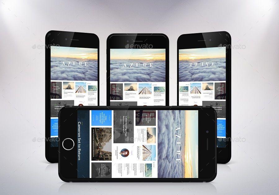Responsive Website & Screen MockUp Mockup, Photo