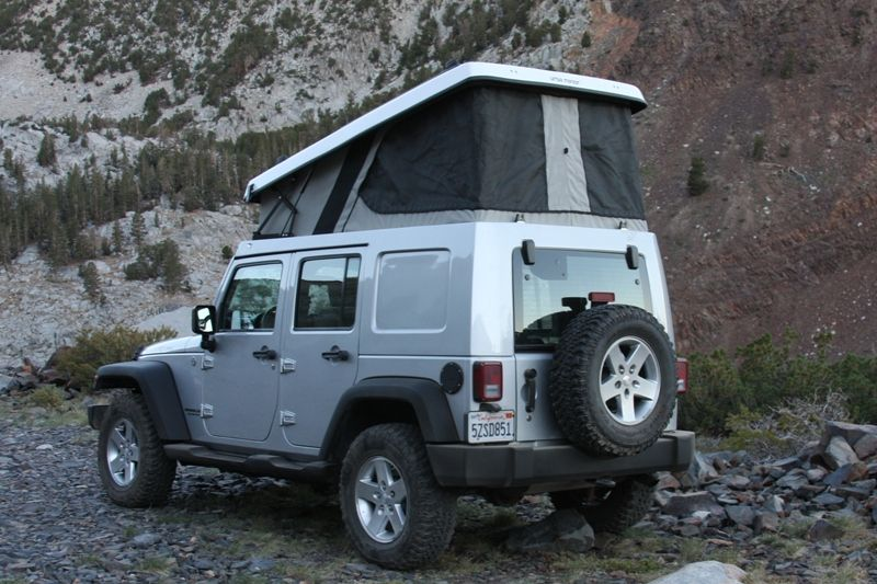 camperize com: Pop-tops | expedition trucks | Jeep camping