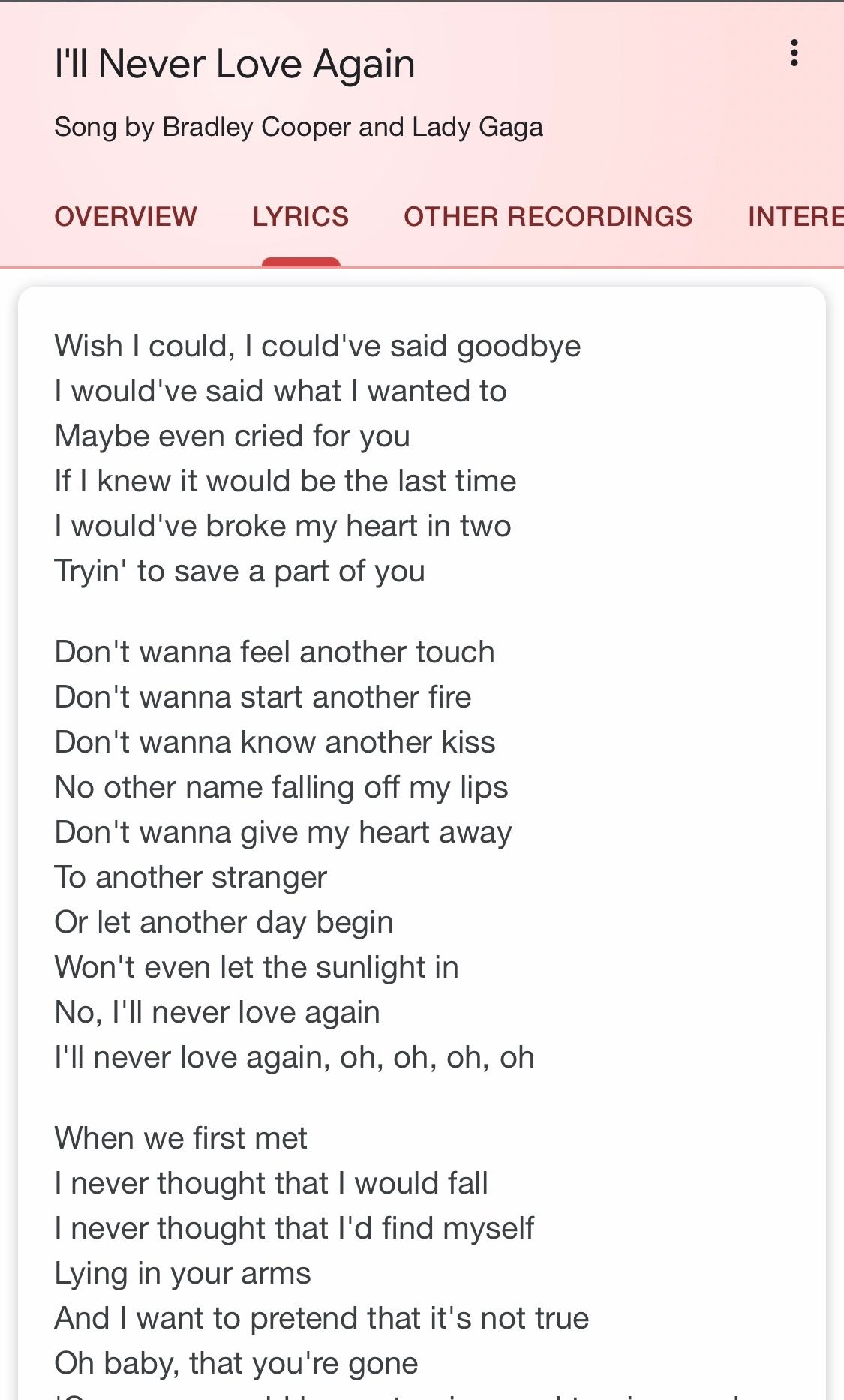 Pin By Mdgriffin On Remember Us This Way Never Love Again My