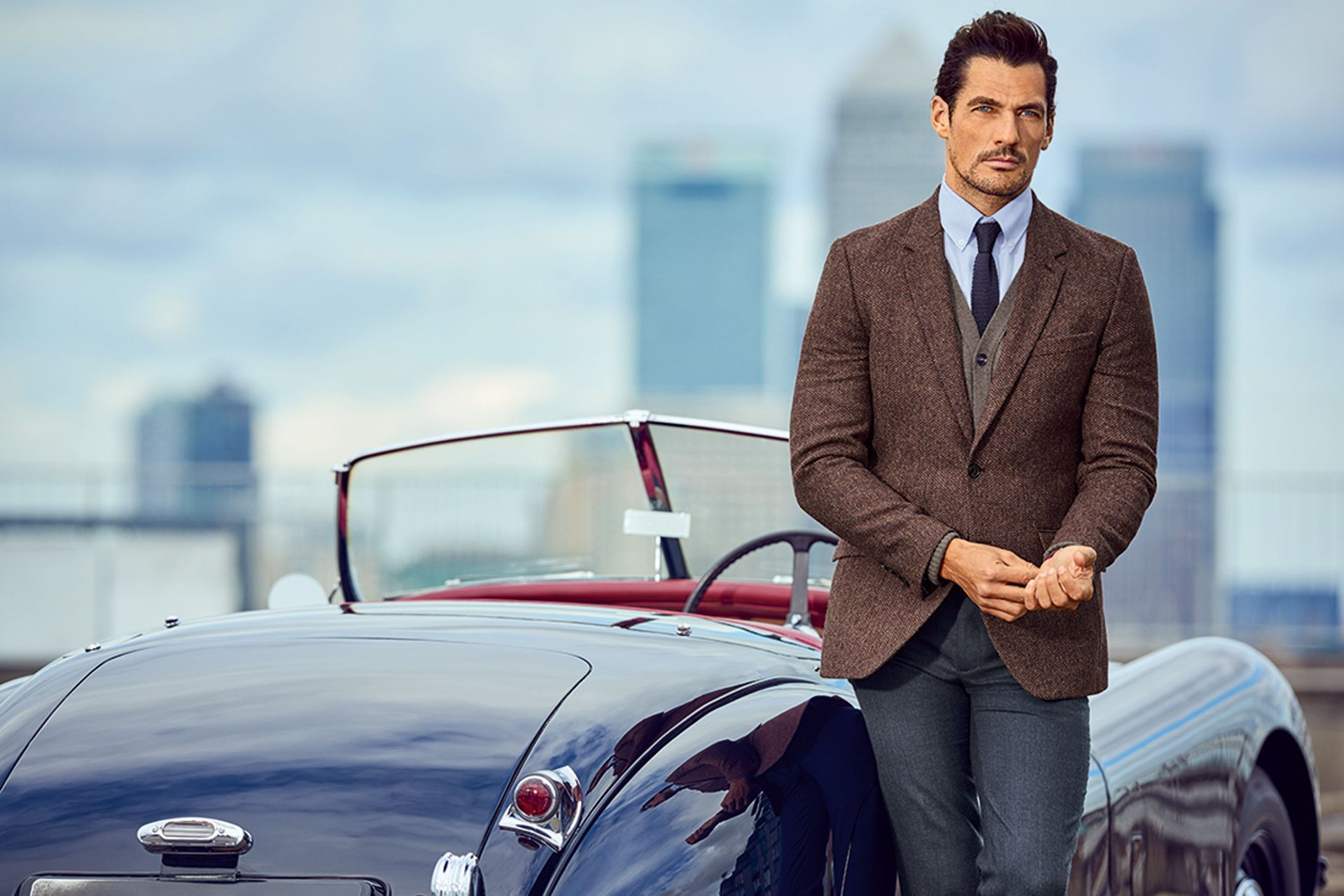 All the fashion and menswear advice you need from Britain's most famous male model. Re-watch our GQ Style Clinic Facebook Live