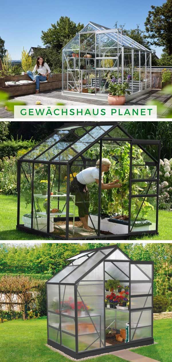 Gewächshaus 25006200 Winter gewächshaus, Garten