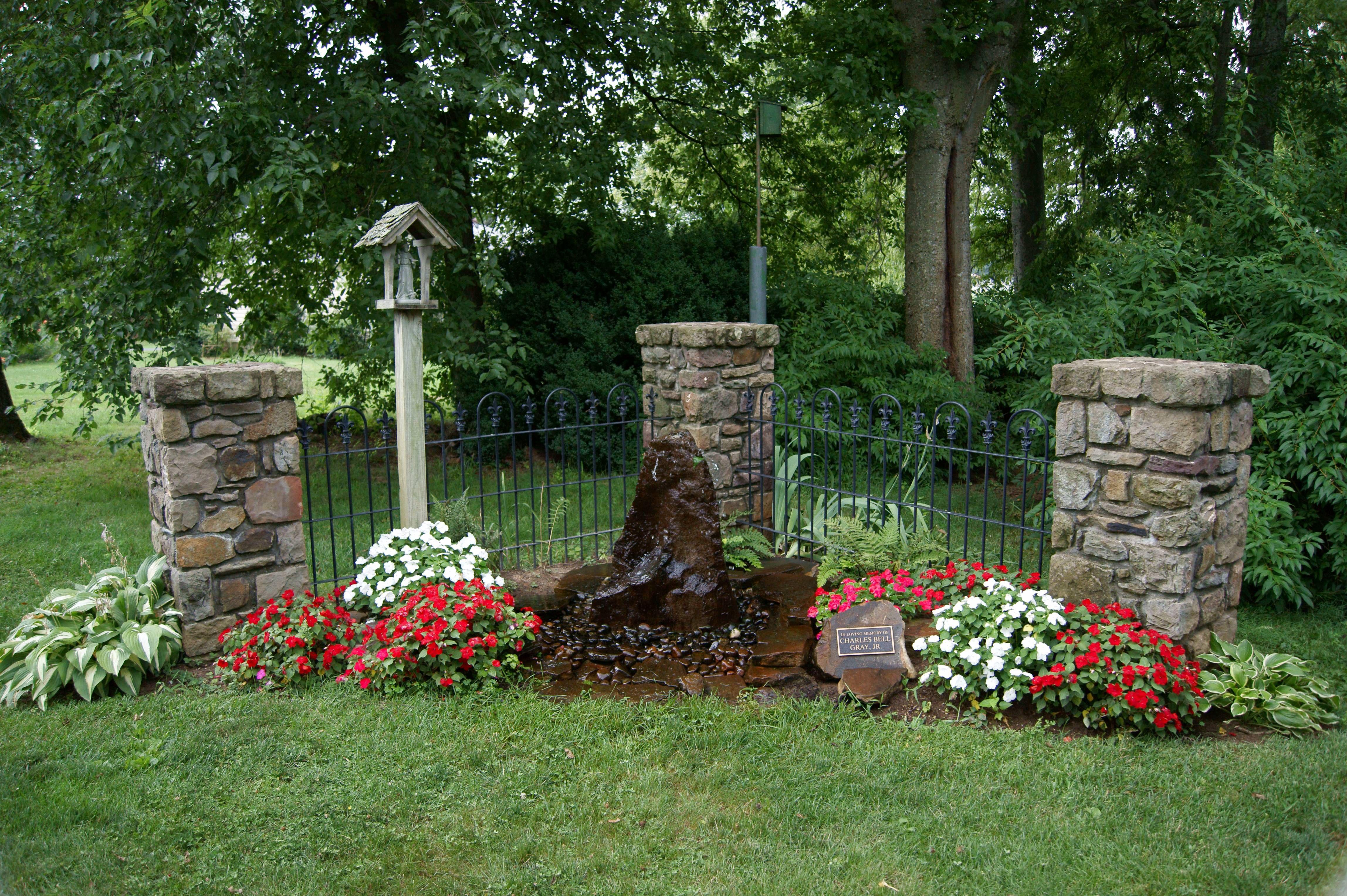 Memorial Garden Ideas Download Wallpaper Garden 400 x 300