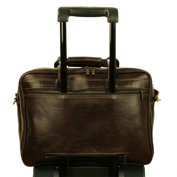 Leather Laptop Travel Bag | Travel Bags | Pinterest | Business ...