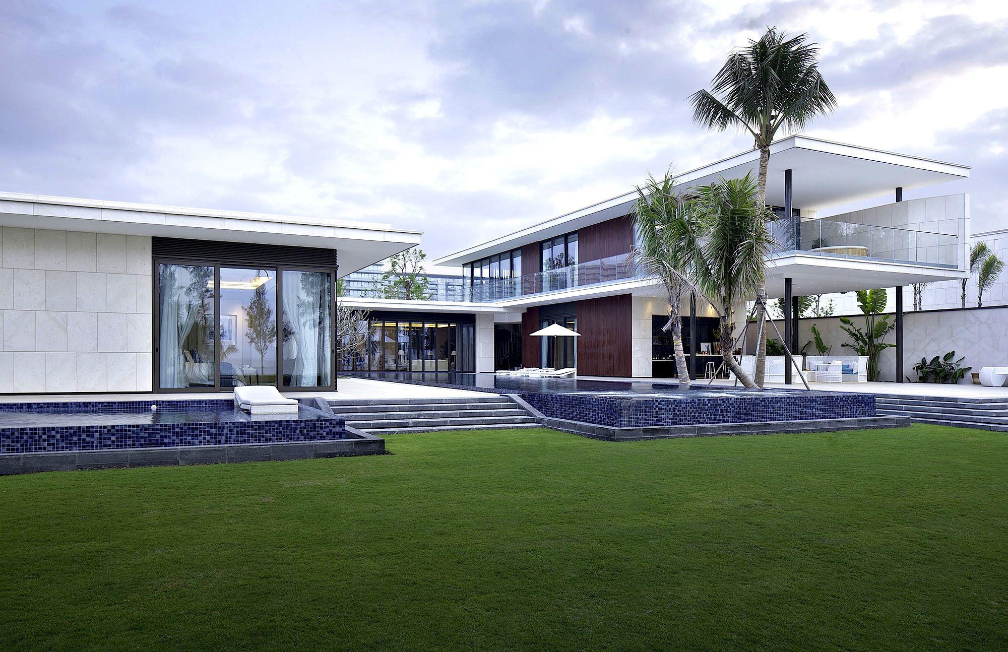 #modern #home architecture | Chenglu Villa | China | Gad