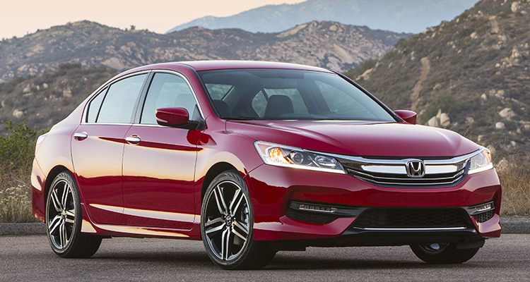 Best and Worst Cars and SUVs for Visibility Honda accord