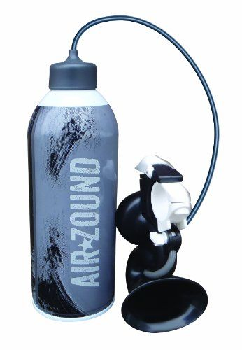 Delta Cycle Airzound Very Loud Bike Horn Air HooterRechargeable Bell Siren...