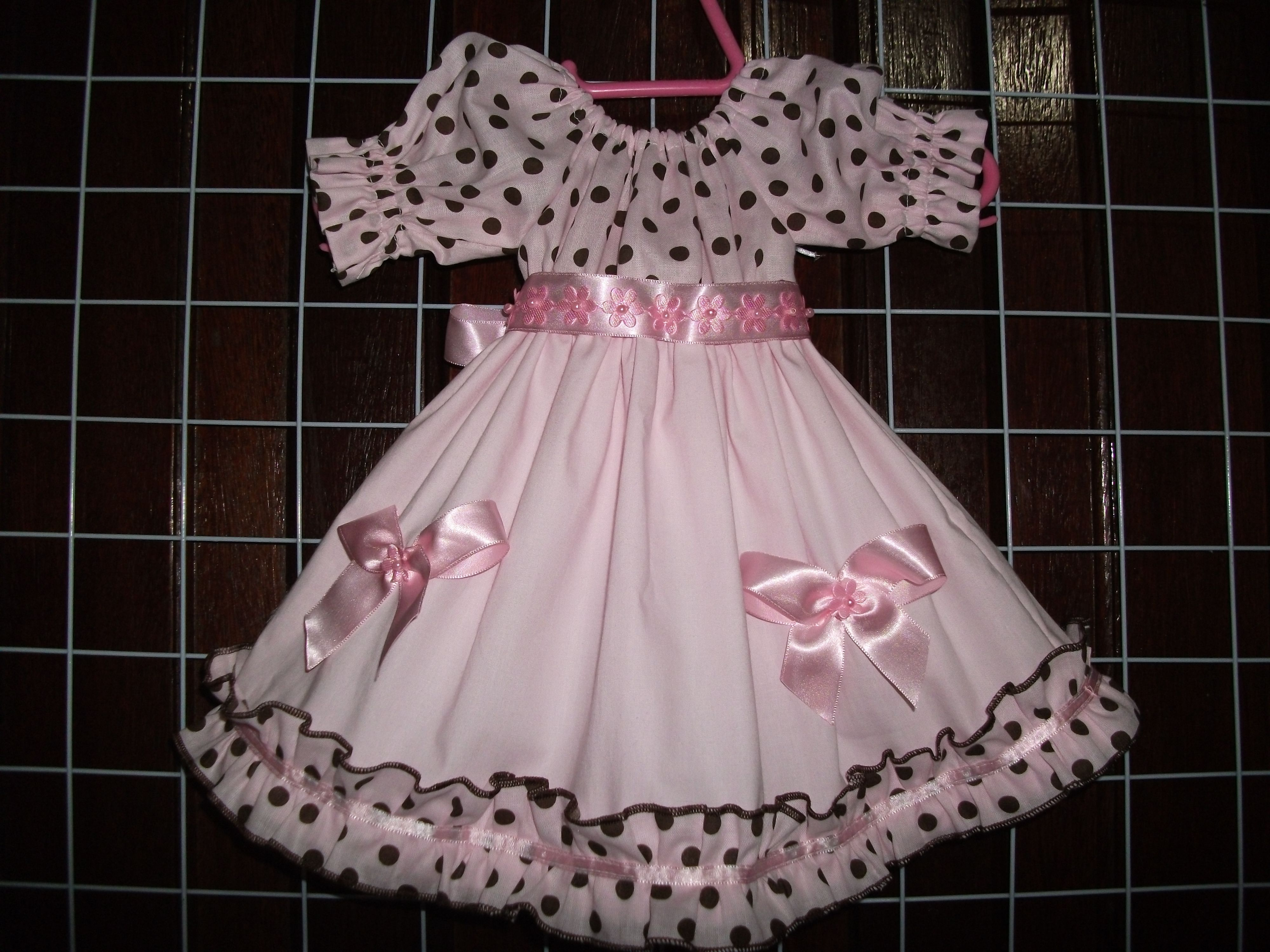 Boneca De Pano Para Vestidos