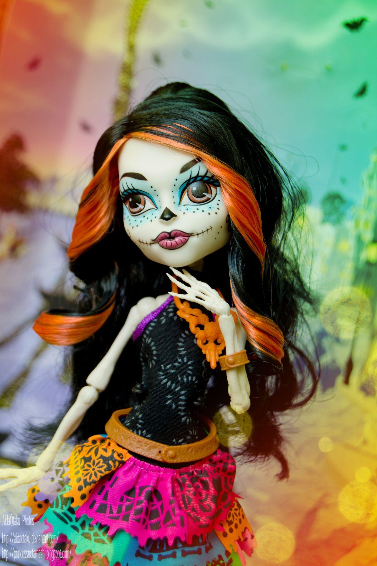 Кукла монстер хай скилита картинки