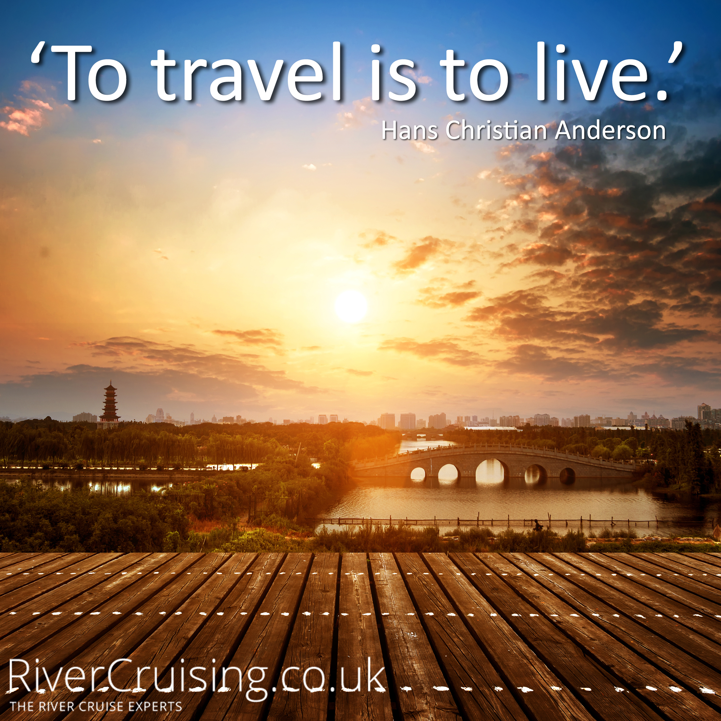 To travel is to live. #travel #quote #explore #discover #travelling #holiday