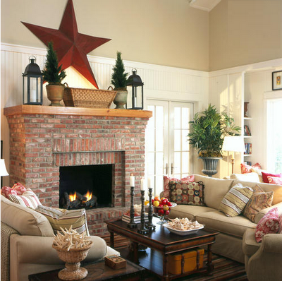 Captivating Paint Colors For Living Room With Brick Fireplace   Painting An Old Brick  Fireplace Simplified Bee