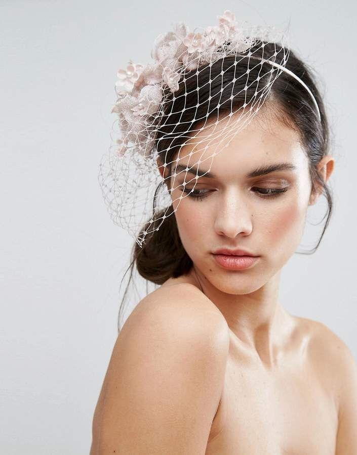 Vixen Fascinator Headband With Veil. Fascinator headband by Vixen ... 29f5d92f3f1