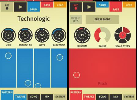 プロペラヘッズの音楽アプリ『Figure』のデモ動画がまたカッコイイ! | トブ iPhone