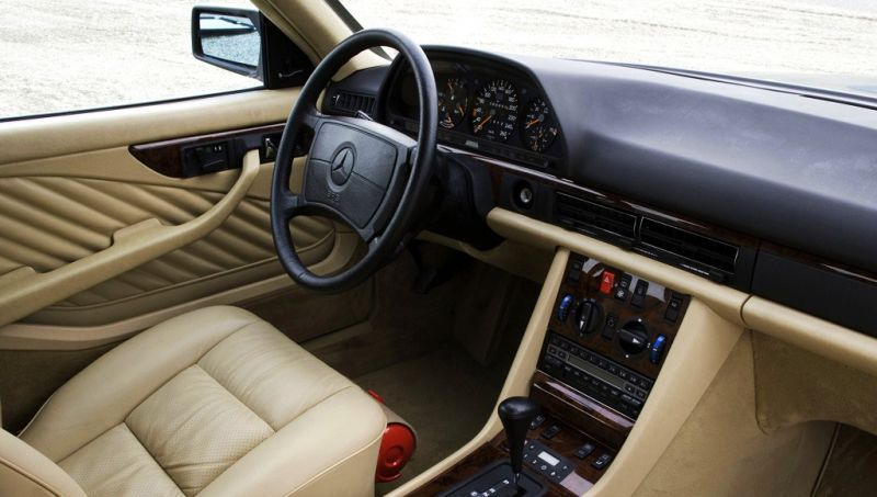 Http Www 126 Sclass Com Mercedes Benz W126 S Class Coupe Sec
