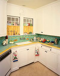 Great Counter Points. 1940s KitchenRetro ...