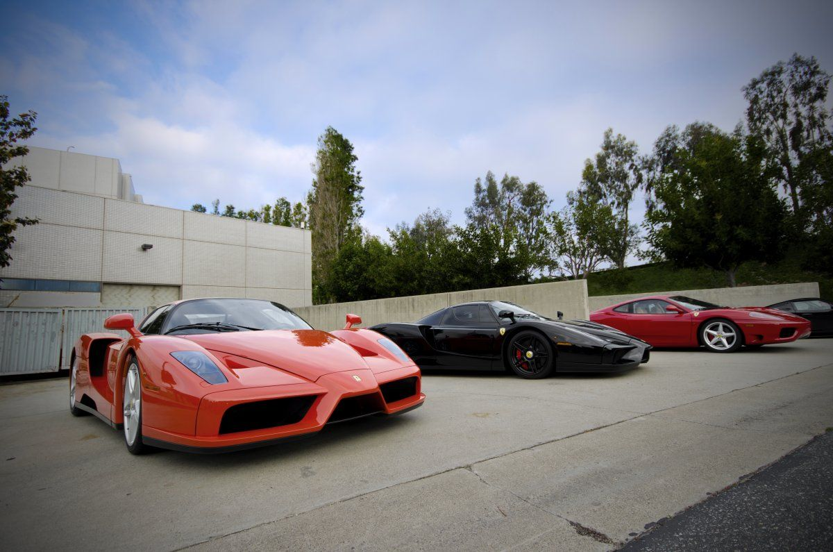 The 10 Greatest Ferraris Of All Time