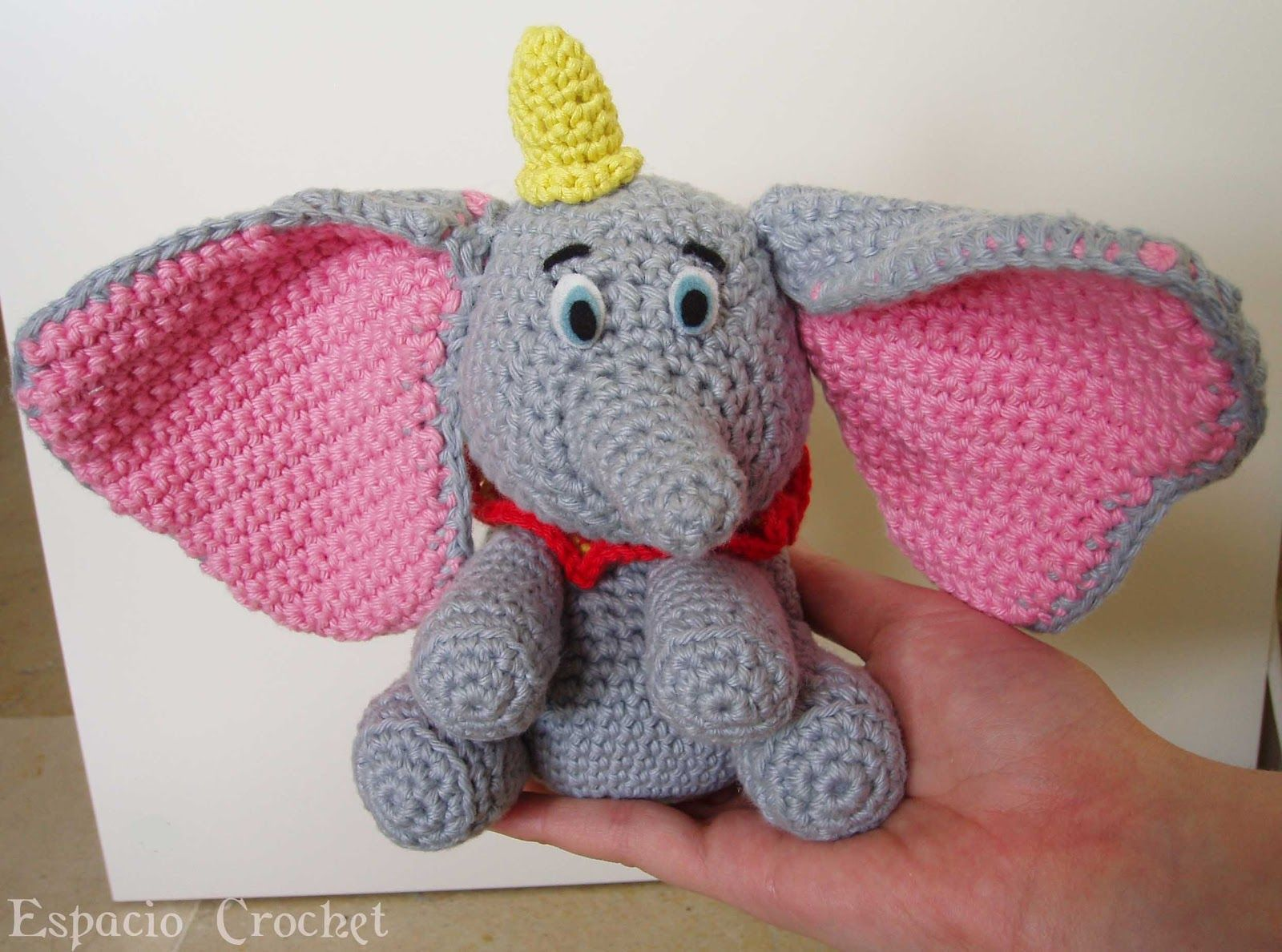 Luxury Häkeln Dumbo Muster Illustration - Decke Stricken Muster ...
