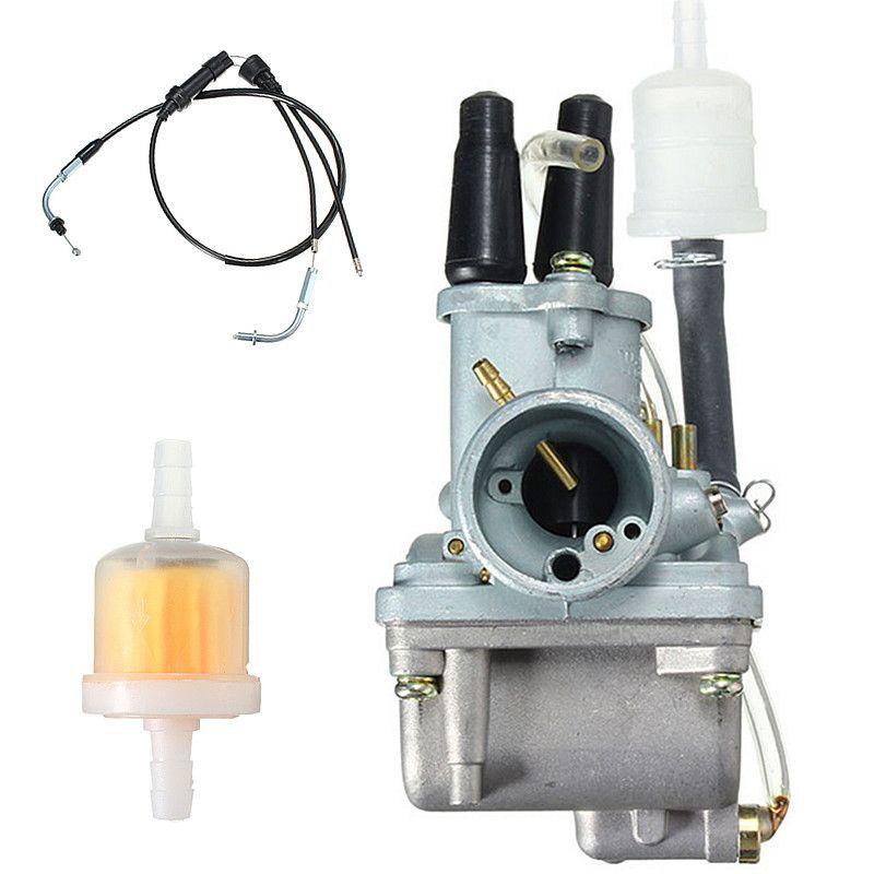 Throttle Cable Carburetor  Yamaha PW80 Y-Zinger 1985-2006
