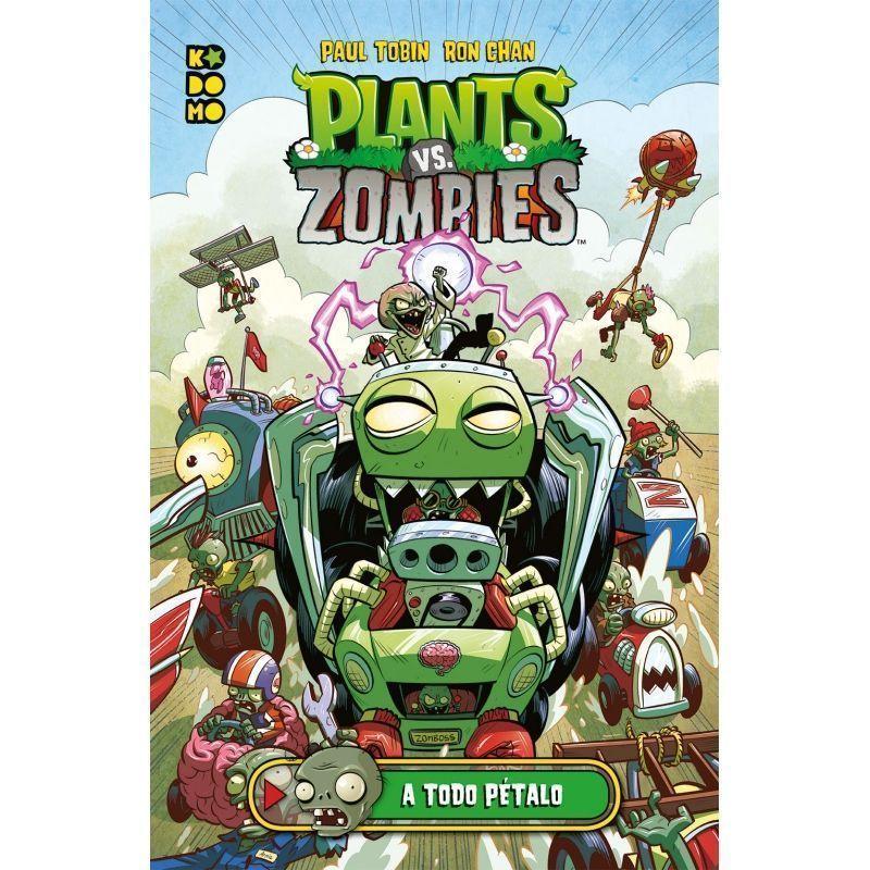 Plants Vs Zombies Comic Plants Vs Zombies Zombie Dark Horse Comics