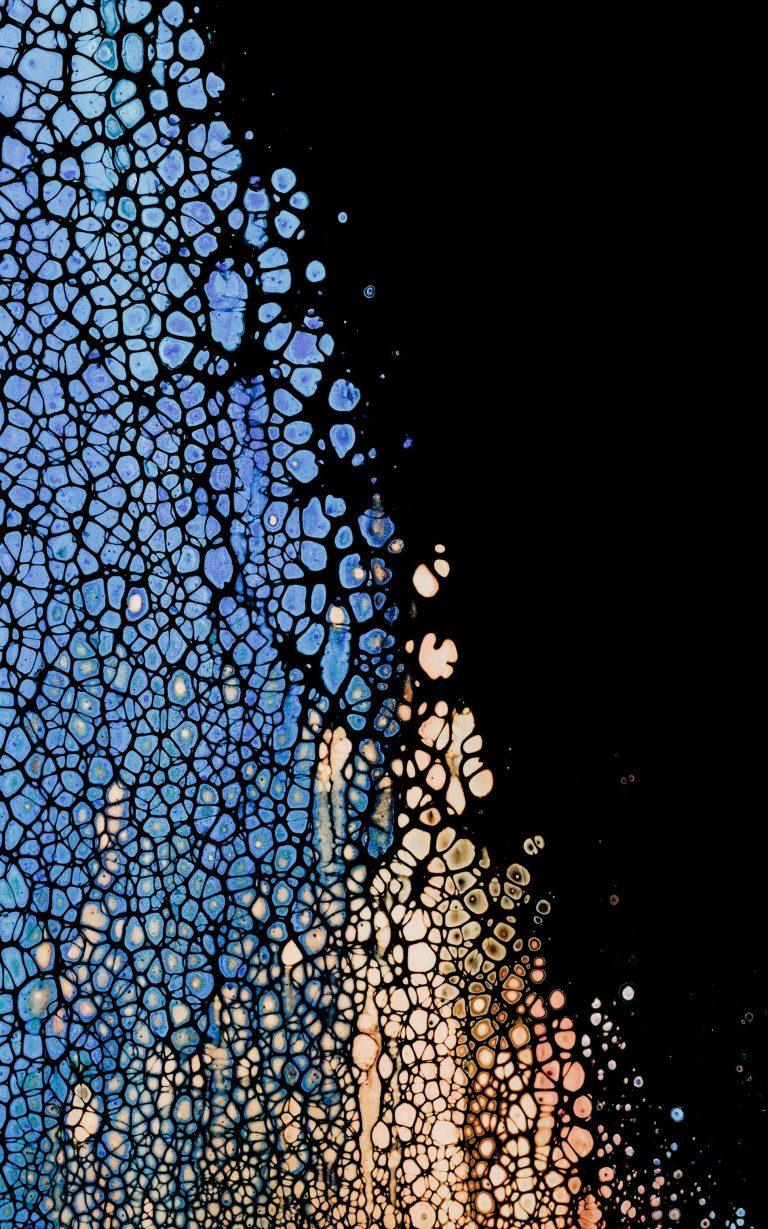 Oled Iphone 11 Pro Optimized Wallpaper Blue Splatter 768x1229 Black Hd Wallpaper Iphone Iphone Wallpaper Black Wallpaper Iphone