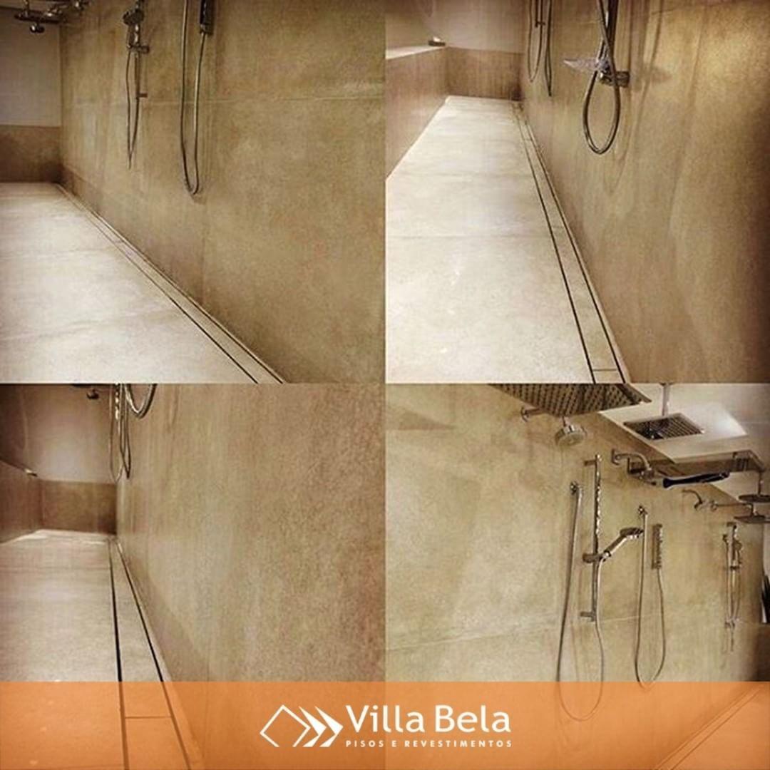 Ralo Linear é discreto, seguro e elegante! Além de funcional e versátil…