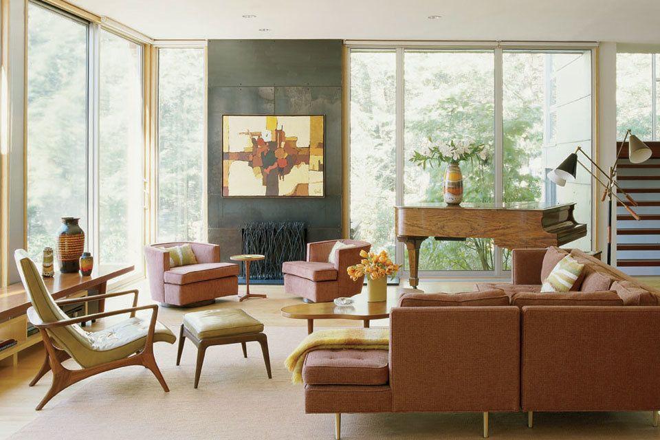 Chairish Mid Century Modern Living Room Mid Century Modern Interior Design Mid Century Modern Living