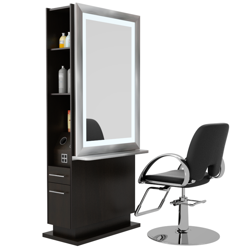 double sided hair styling stations toronto single sided styling station own a salon they 8827 | 251a43fbe947f9c61dbd0f108a4c78ec