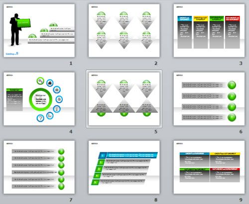 Agenda Design Templates 5 Free PowerPoint E Learning Templates  Agenda Design Templates