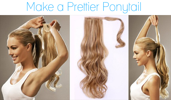 How To Wear Hair Extensions At Your Wedding Wedding Hair Extensions Pretty Ponytails Hair Extension Lengths