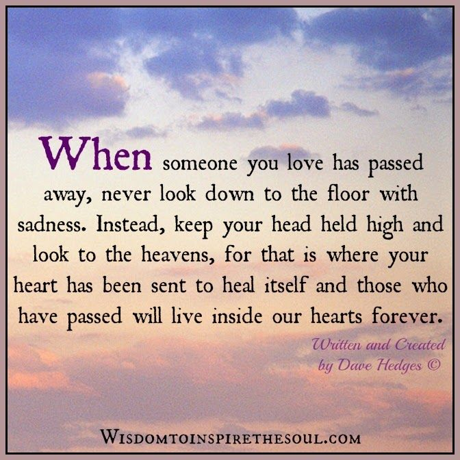 Daveswordsofwisdomcom They Will Live In Our Hearts Forever
