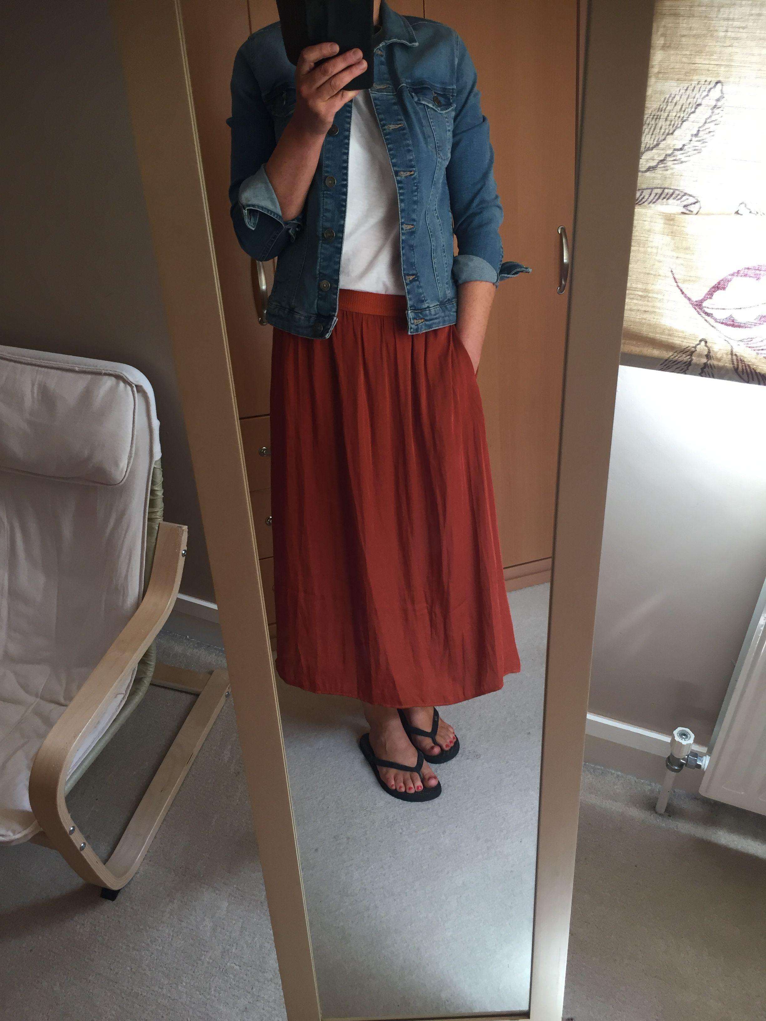 f7f3383c85 Hush Santana Skirt   Summer 2018 in 2019   Skirts, Midi skirt, Clothes