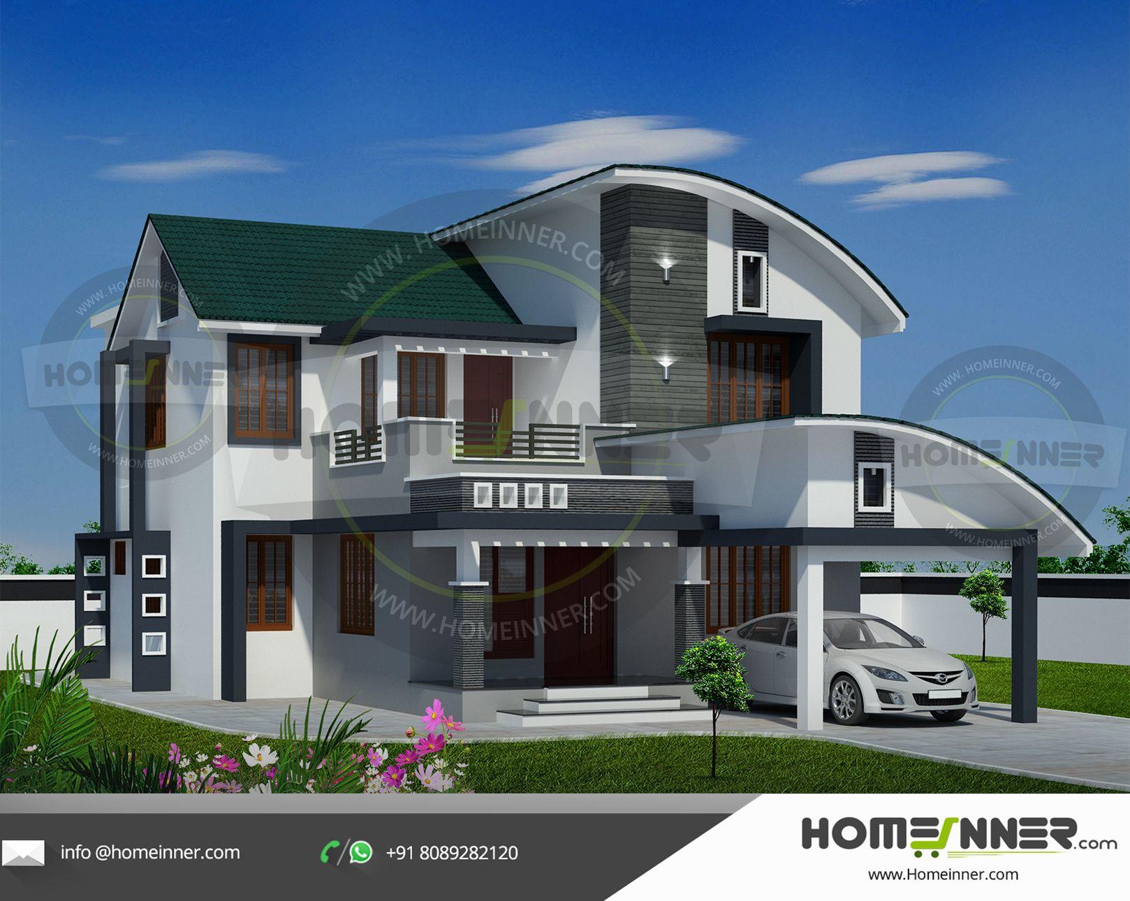 HIND1071 Home Design Free Estimate villa construction