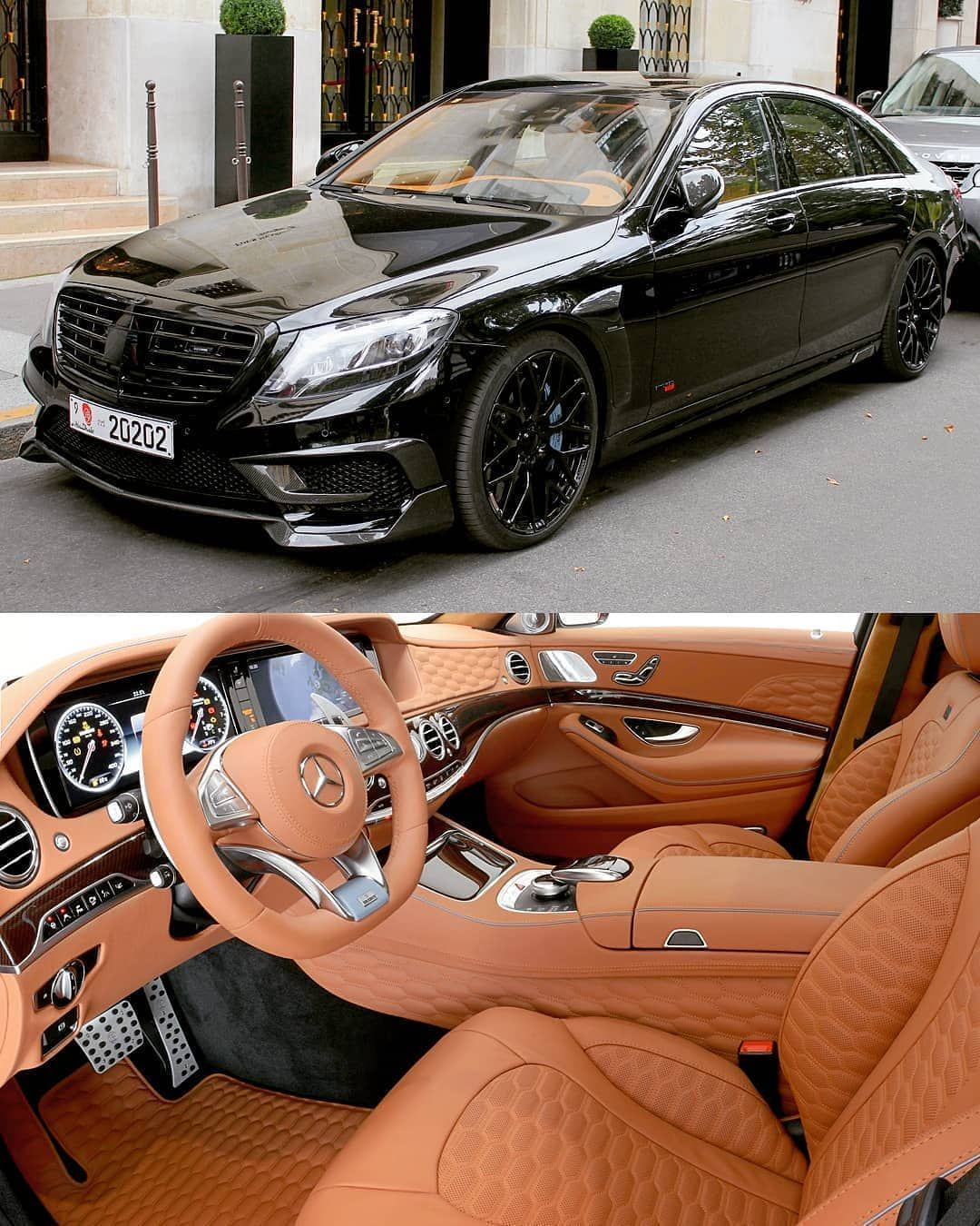 Mercedes Benz S Class Brabus 850hp Follow Uber Luxury For More