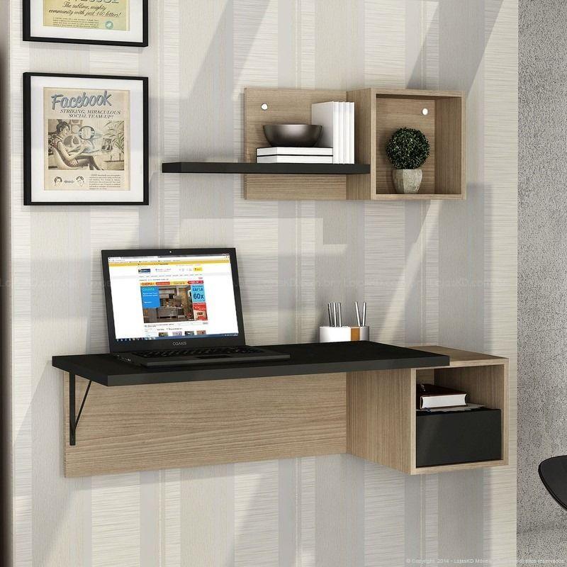 Escritorio modular pc mueble de oficina biblioteca for Muebles de escritorio modernos para casa