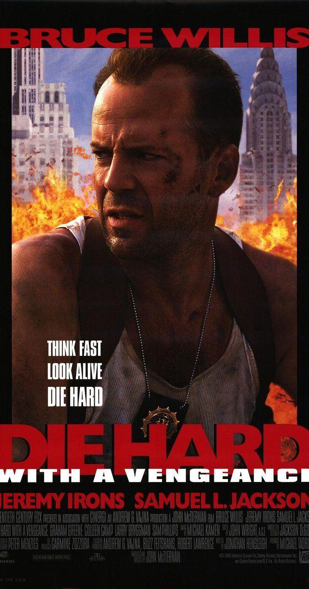 Die Hard With A Vengeance 1995 Bruce Willis Stirb Langsam Filmstars
