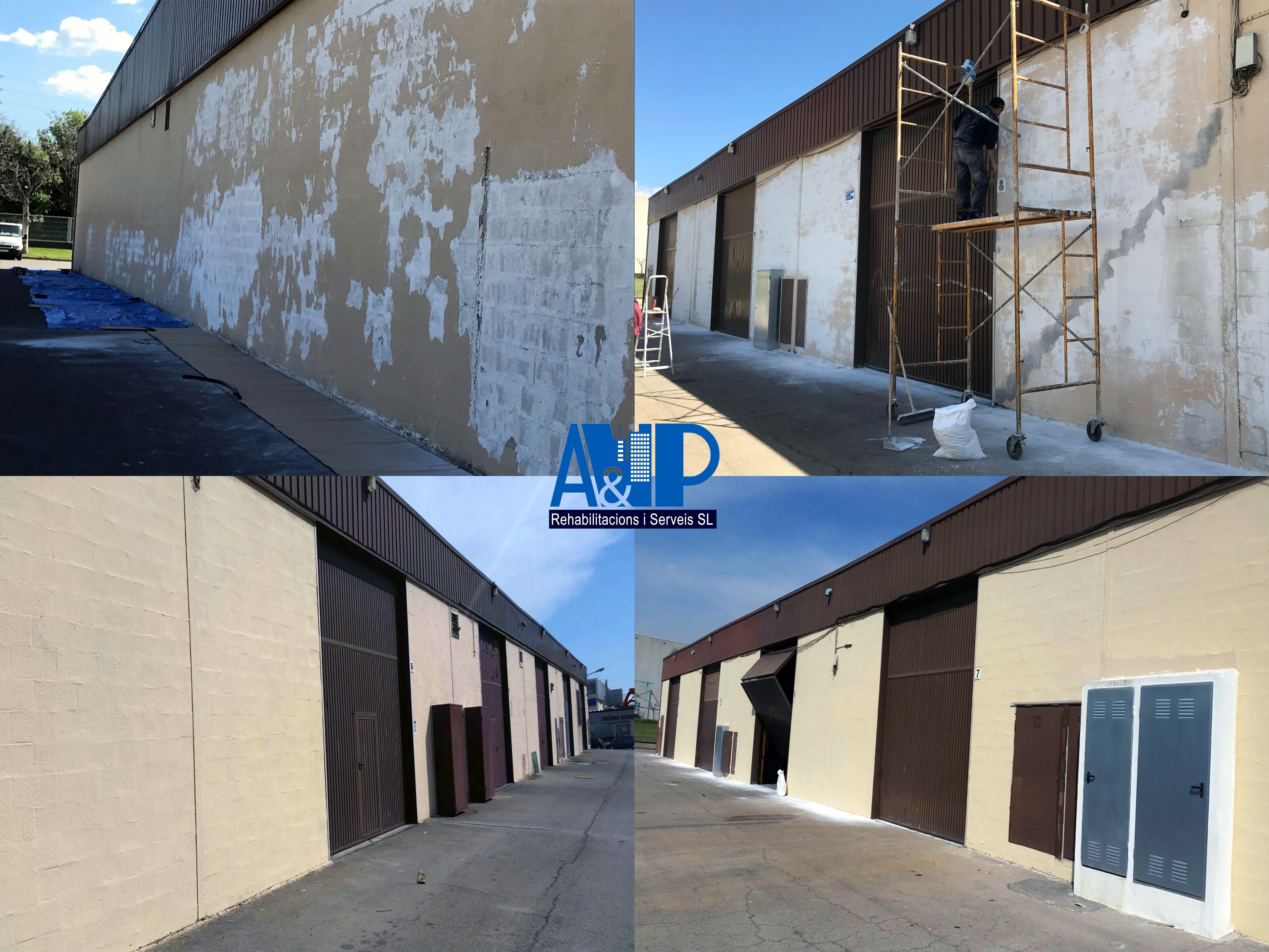 Saneamiento y Rehabilitación de Naves Industriales, http://www.ap ...
