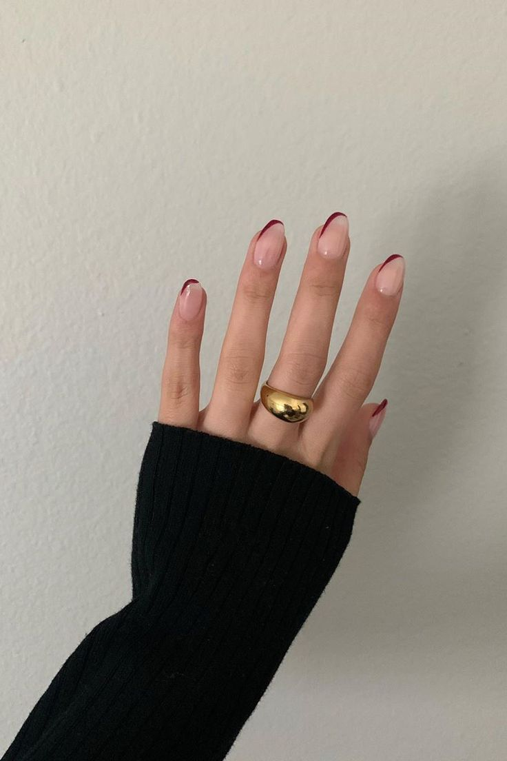 Dome Ring Vermeil