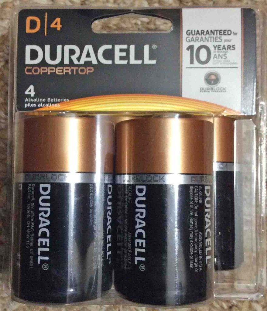 Duracell Coppertop Alkaline Battery Review Tom S Tek Stop Duracell Alkaline Battery Duracell Batteries