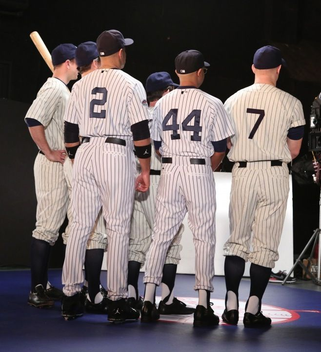 Costume Design For Broadway S Bronx Bombers By David C Woolard Tyranny Of Style Costume Design Costumes Bronx Bombers