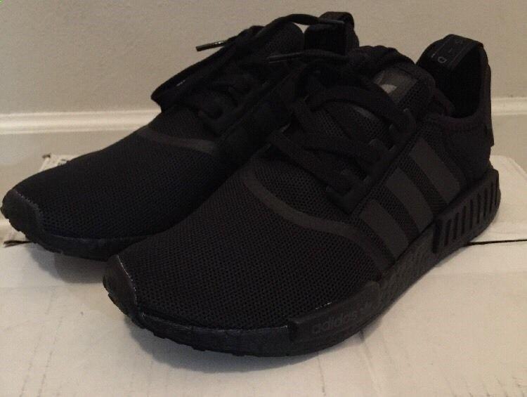 Adidas nmd r1 triplo nero s31508 dimensioni nuove le adidas