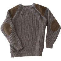 Wool Shooting Sweater