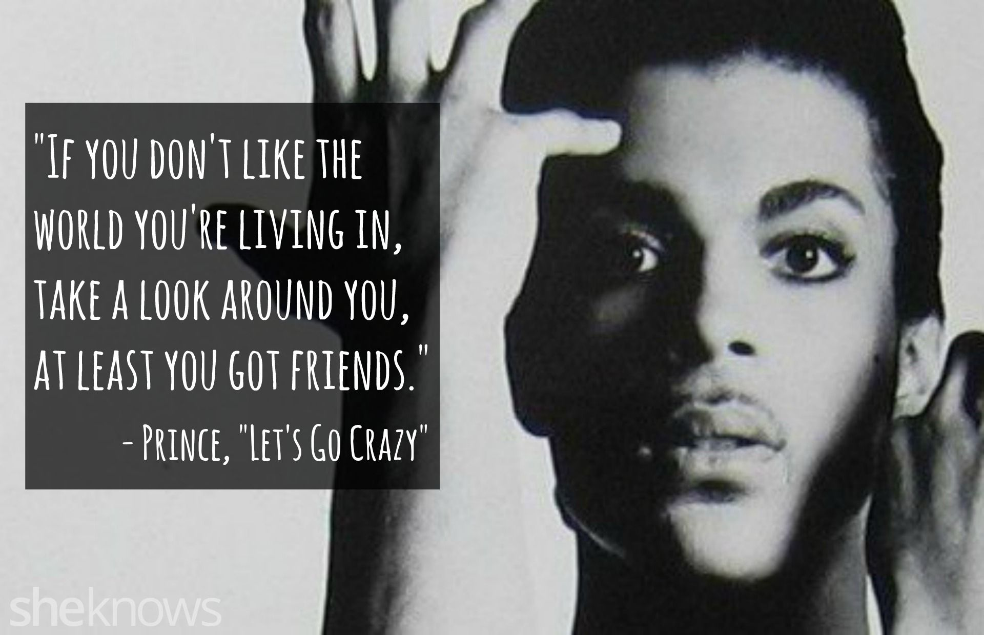 Inspirational Music Quotes Top 10 Prince Lyrics Quotes From Songs  Google Search  Quotes