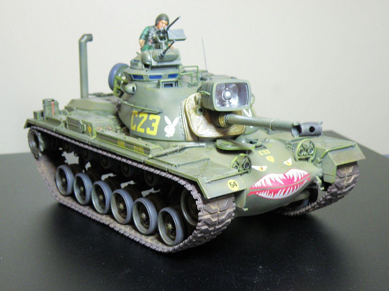Tamiya 1//35 M48A3 Patton #35120