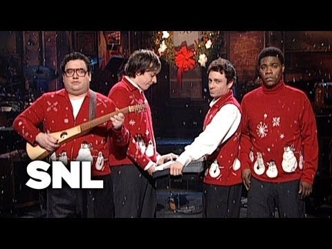 Holiday Treat for All - Saturday Night Live ~ I Wish It Was