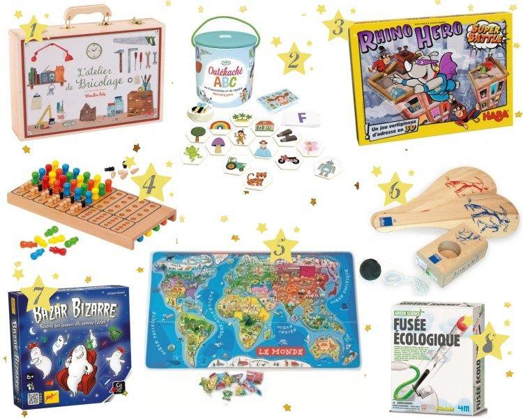 Idées de cadeaux Noël et anniversaire enfant garçon 8 ans | Cadeau