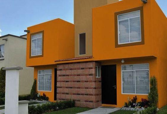Colores Para Pintar Las Fachadas De Casas Colores Para Pintar Una Casa Por Fuera Colores Para Exter Pintar Fachadas De Casas Pinturas De Casas Casas Pintadas