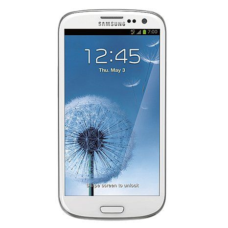 Samsung Galaxy SIII No-Contract Smartphone - Boost Mobile at