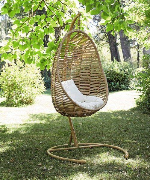 fauteuil suspendu guide d 39 achat pas cher ext rieur. Black Bedroom Furniture Sets. Home Design Ideas